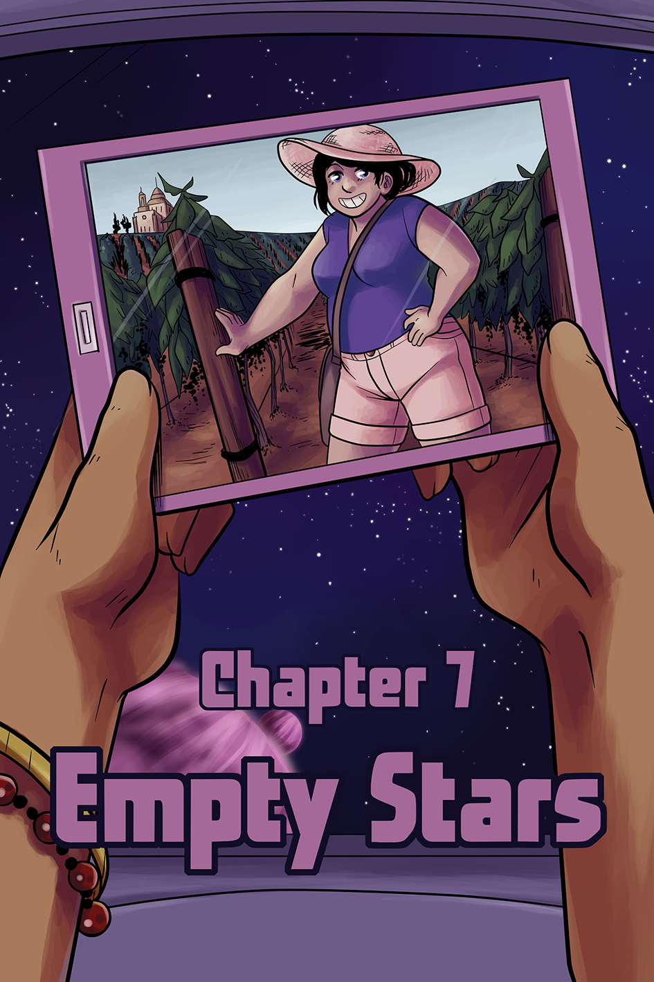 Chapter 7 – Empty Stars