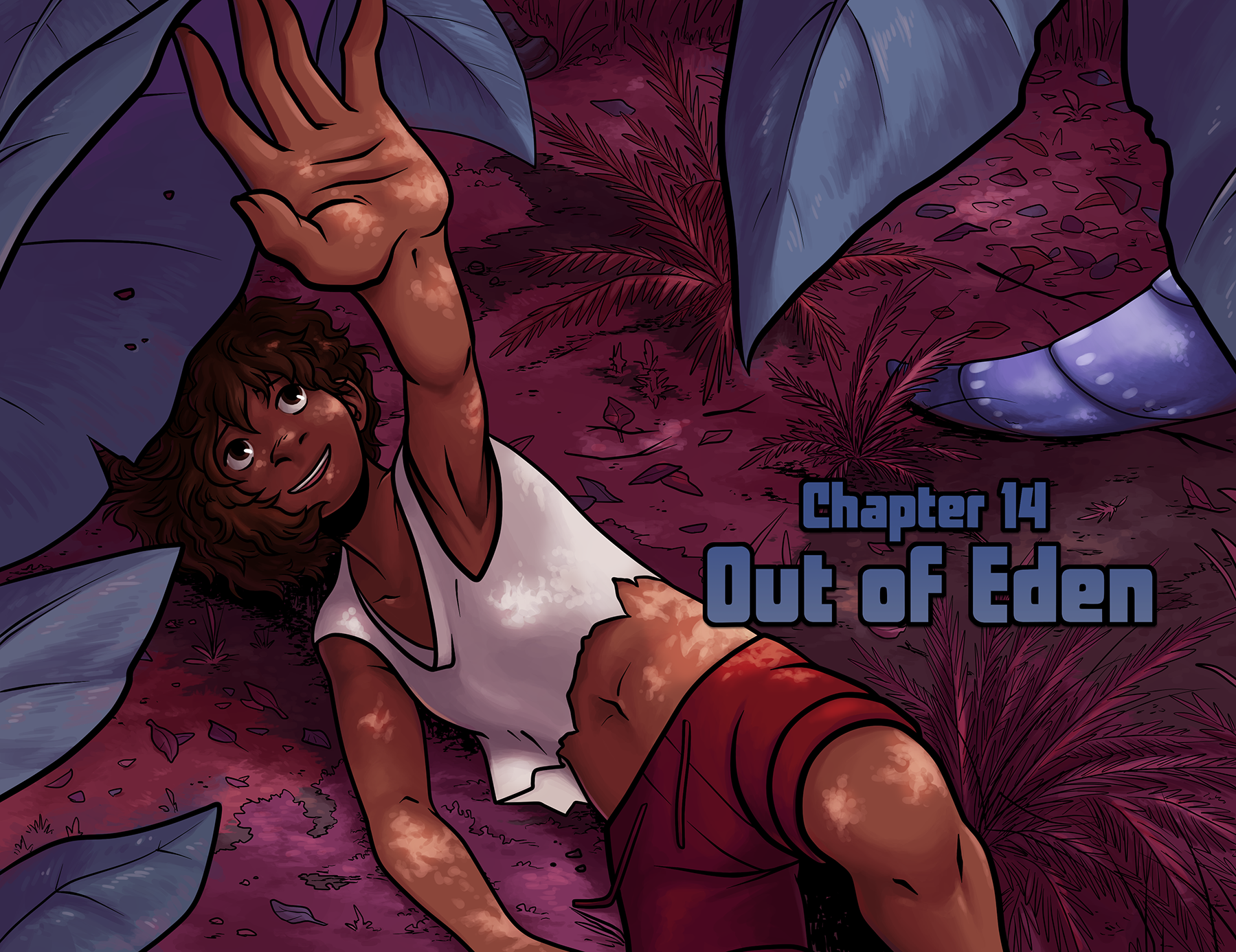 Chapter 14 – Out Of Eden